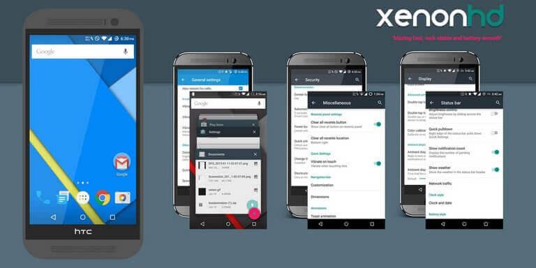XenonHD Rom Samsung Galaxy S3