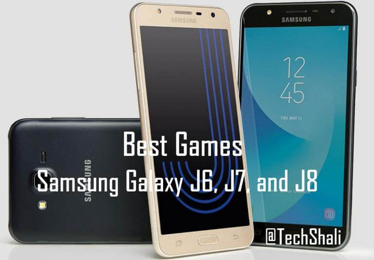 Photo of 10 Best Games For Samsung Galaxy J6, J7 and J8