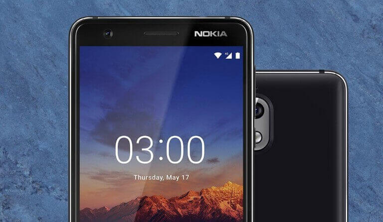 Nokia 3.1 News, Full Specification, Price and Release Date