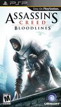 Assassin's Creed - Bloodlines PPSSPP Game