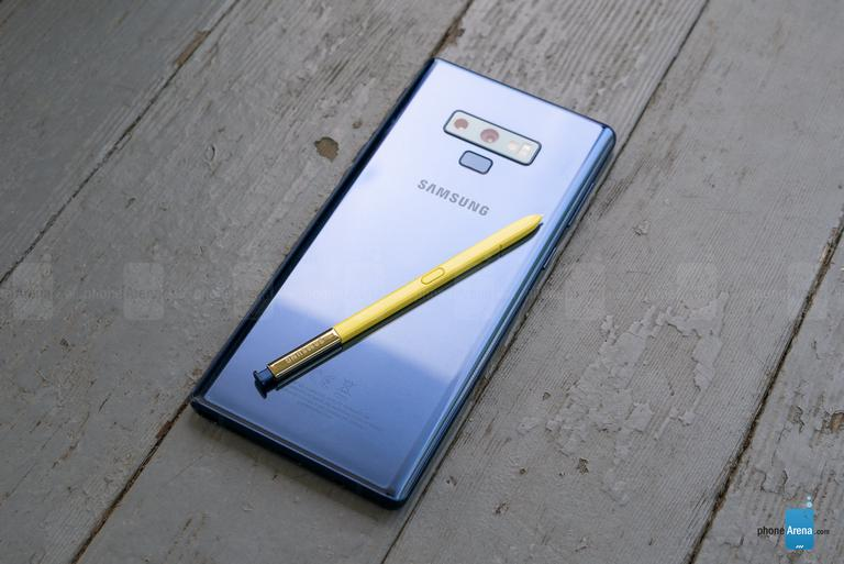 Samsung Galaxy Note 9: What is new with the S Pen?