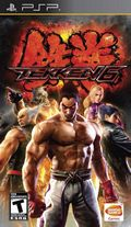 Tekken 6 PPSSPP Games