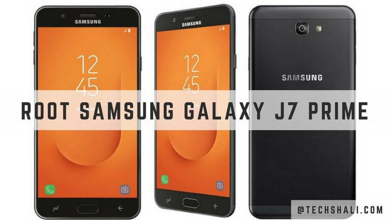 Root Samsung Galaxy J7 Prime
