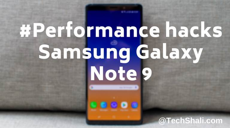 Photo of How to Speed Up Performance on Galaxy Note 9