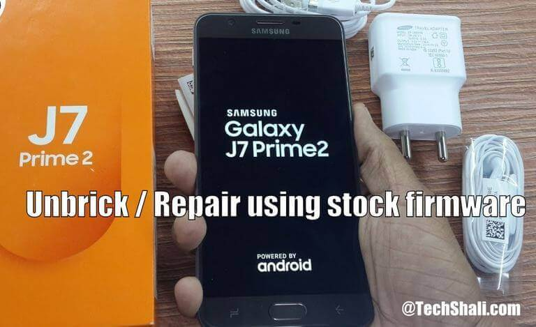 Photo of How to repair / unbrick Samsung Galaxy J7 Prime 2 with stock firmware