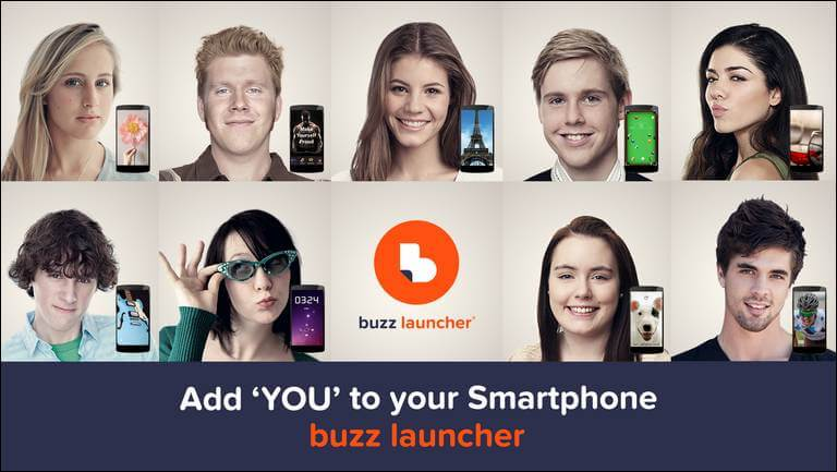 Buzz Launcher Best App