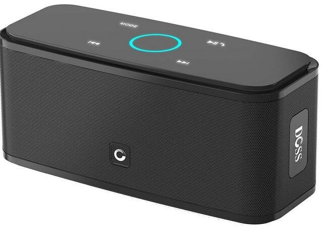 DOSS Touch Wireless Bluetooth Portable Speaker Galaxy Note 9