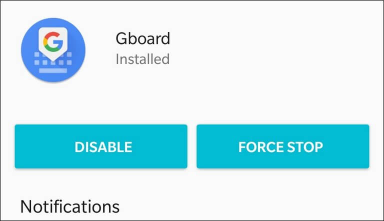 Disable Bloatware apps on Samsung Galaxy Note 8