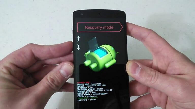 Photo of How to Enter Recovery Mode on LG Nexus 5 [DIFFERENT METHODS]