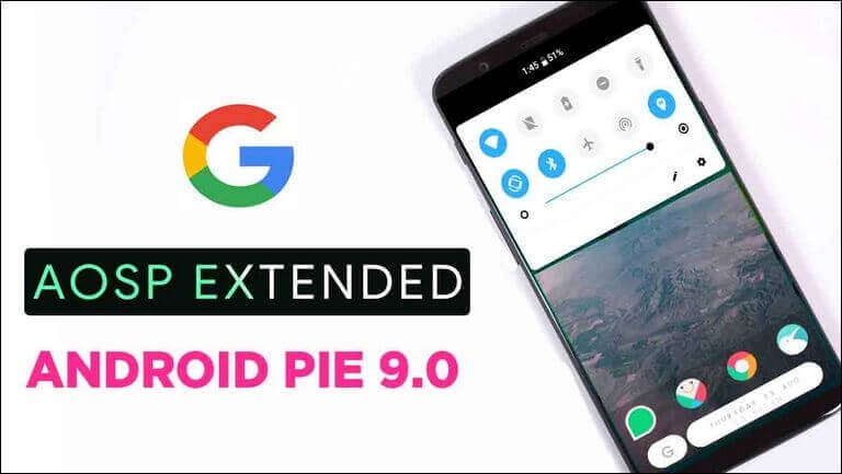 Update /Install Android 9 Pie on LG G2