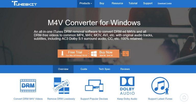Photo of Remove DRM from Videos using Tuneskit DRM Media Converter for Windows
