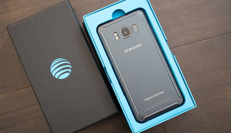 Unbrick Samsung Galaxy S8 Active using stock firmware