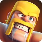 Clash of Clans game for Samsung Galaxy Note 9