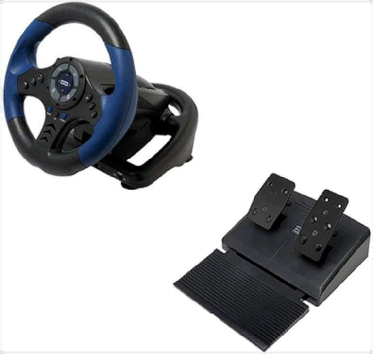 Hori Racing Wheel 4 for Ps3 and Ps4
