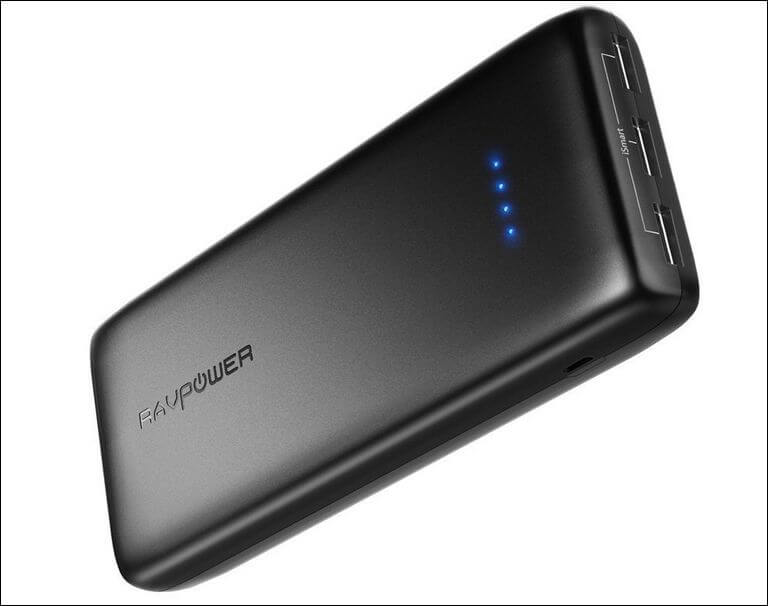 RAVPower Portable Charger 22000mAh Portable Phone Charger