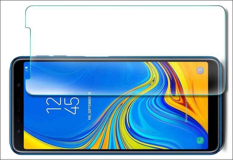 Samsung Galaxy A7 2018 Screen Protector