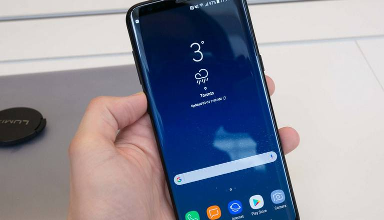 How to reset Network Settings on Galaxy S8