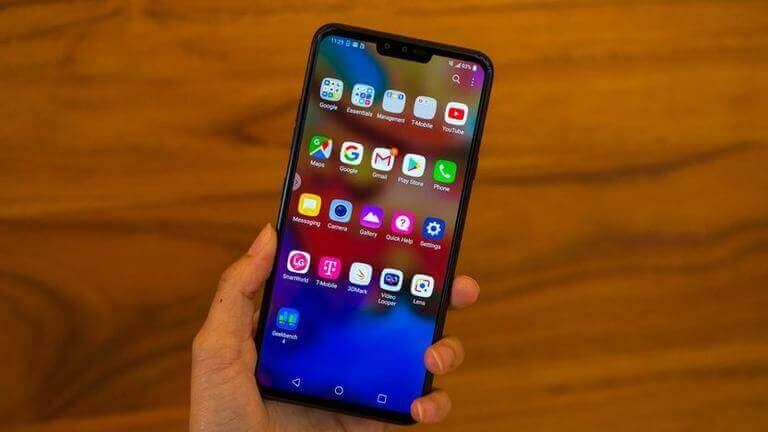 How to unbrick LG V40 ThinQ using stock firmware