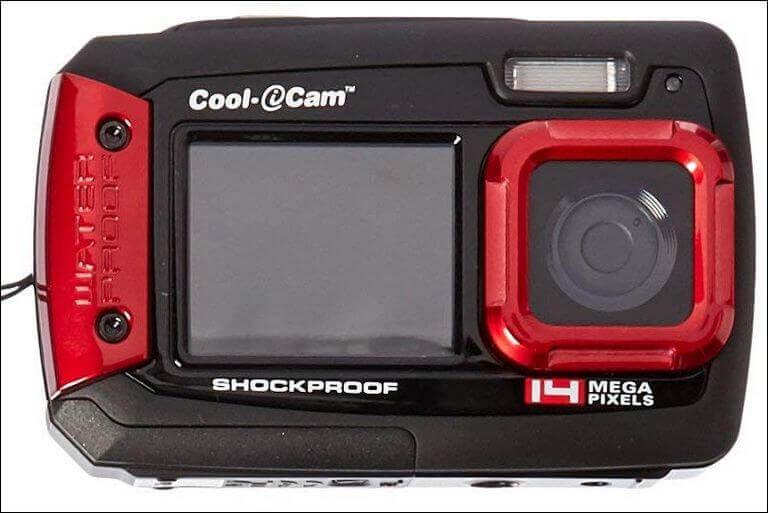 Ion Cool-icam 16mp Waterproof Digital Camera