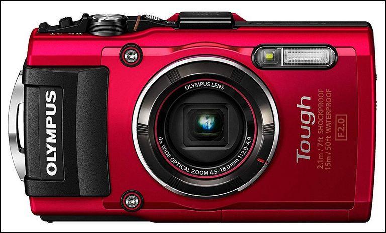 Best Waterproof Digital Camera