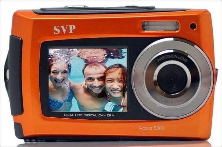 Svp Aqua 5800 Orange