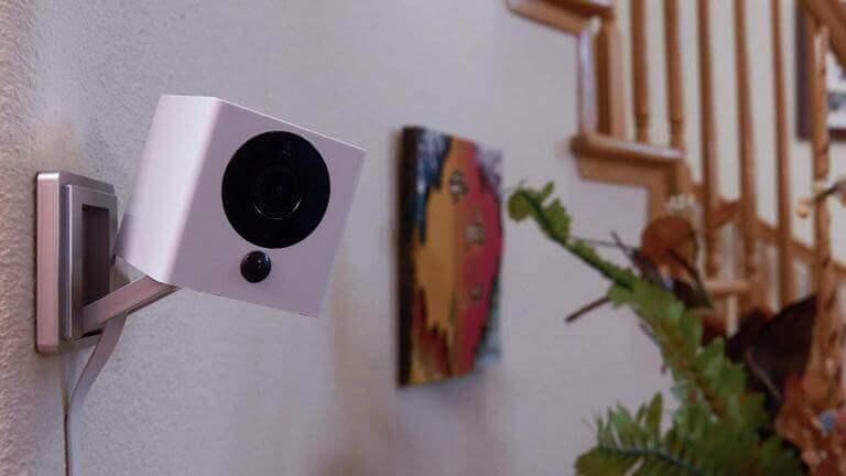 iSmartAlarm Spot HD Wi-Fi Security Camera