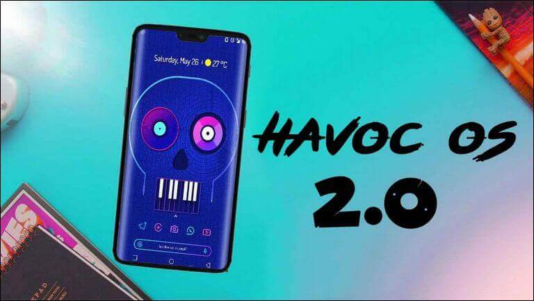 Havoc-OS 2.0 ROM for OnePlus 6T