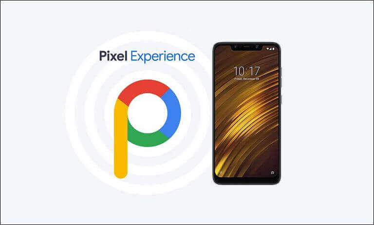 PixelExperience Rom for OnePlus 6T
