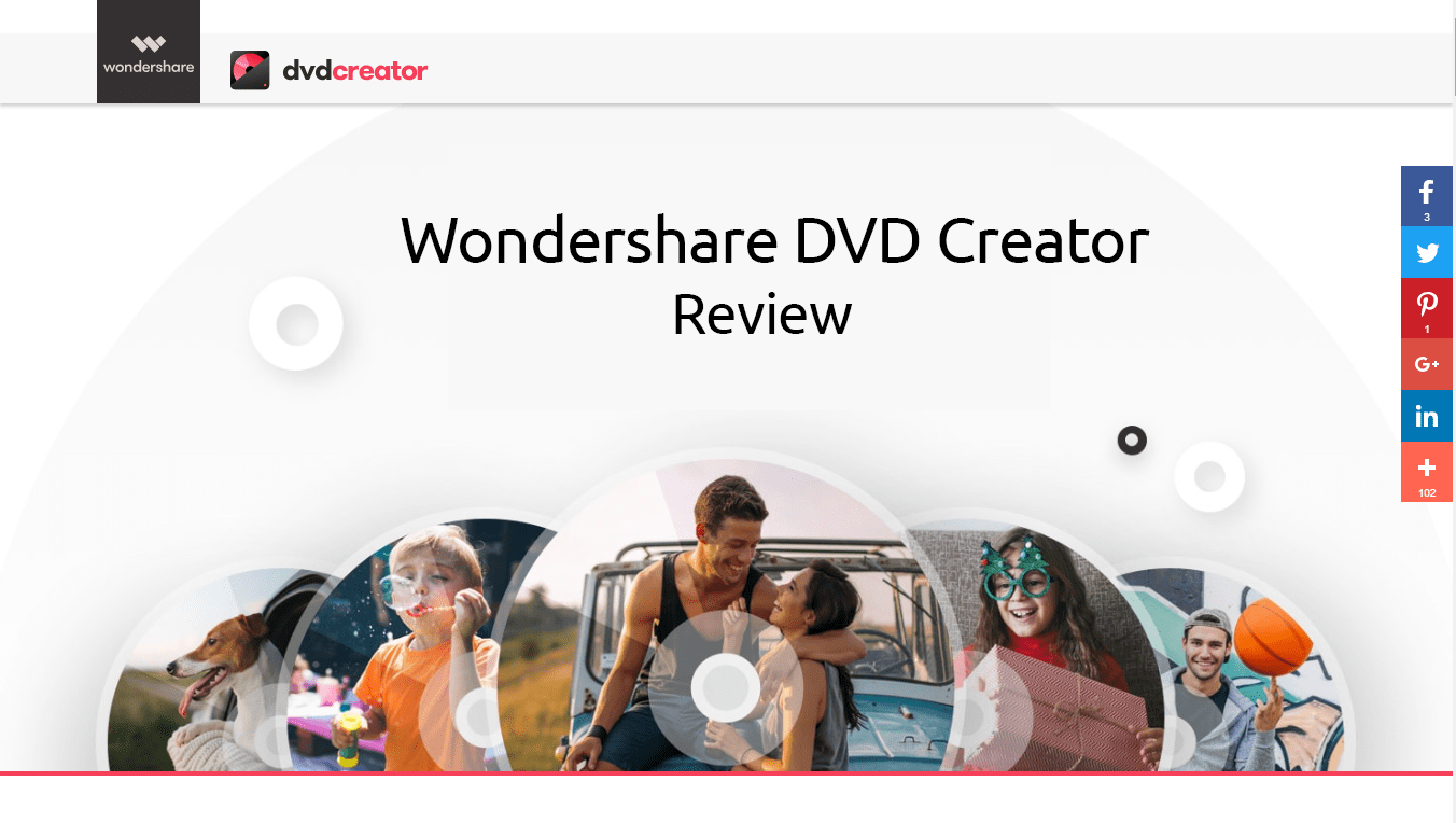 Photo of Wondershare DVD Creator Review – Best DVD Toolbox?