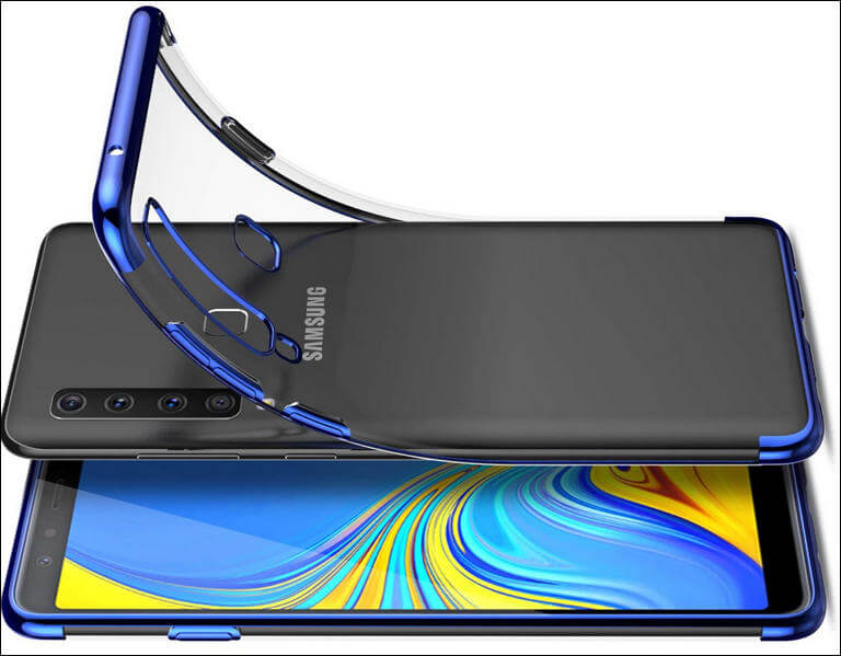 KuGi Samsung Galaxy M20 Case Cover