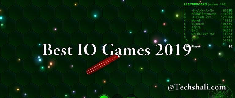 Photo of 18 Best .IO Games to Play Online In 2019