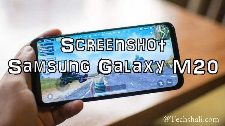 Photo of How to take screenshot on Samsung Galaxy M20