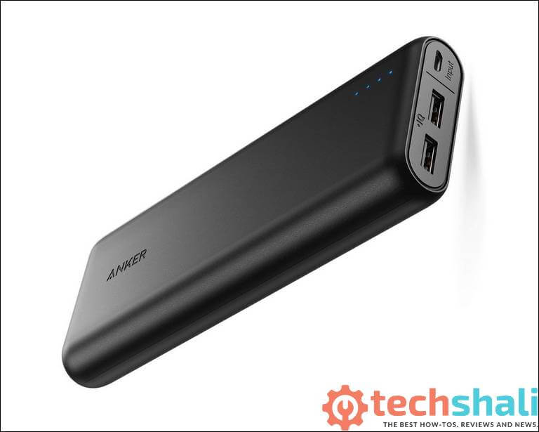 Anker PowerCore 20100 - Ultra High Capacity Power Bank