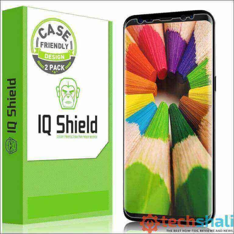 IQ Shield LiQuidSkin Full Coverage Screen Protector