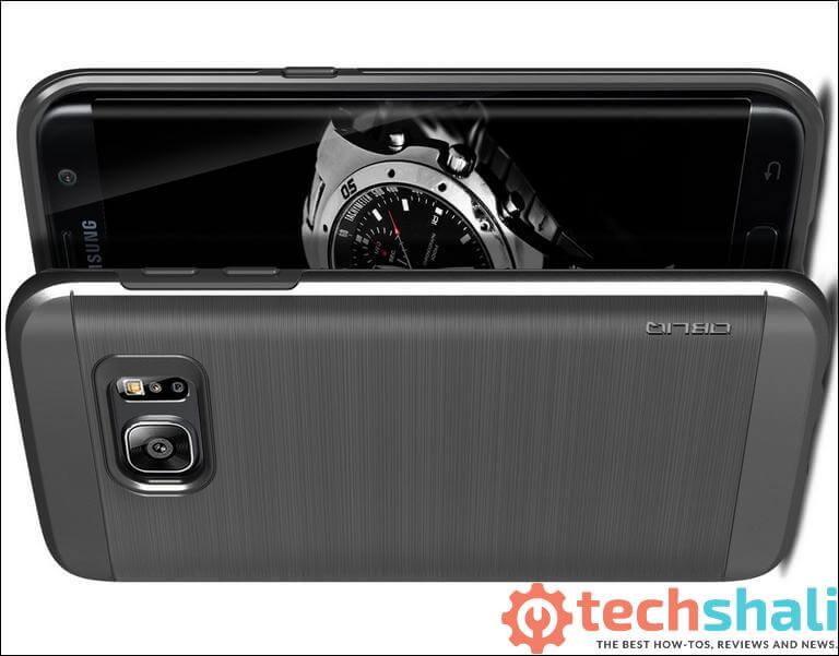 Obliq Slim Meta Case for Samsung Galaxy S7