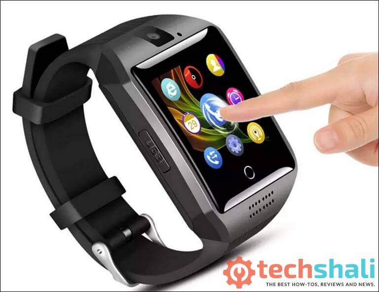 Smartwatch with Camera and Music Remote