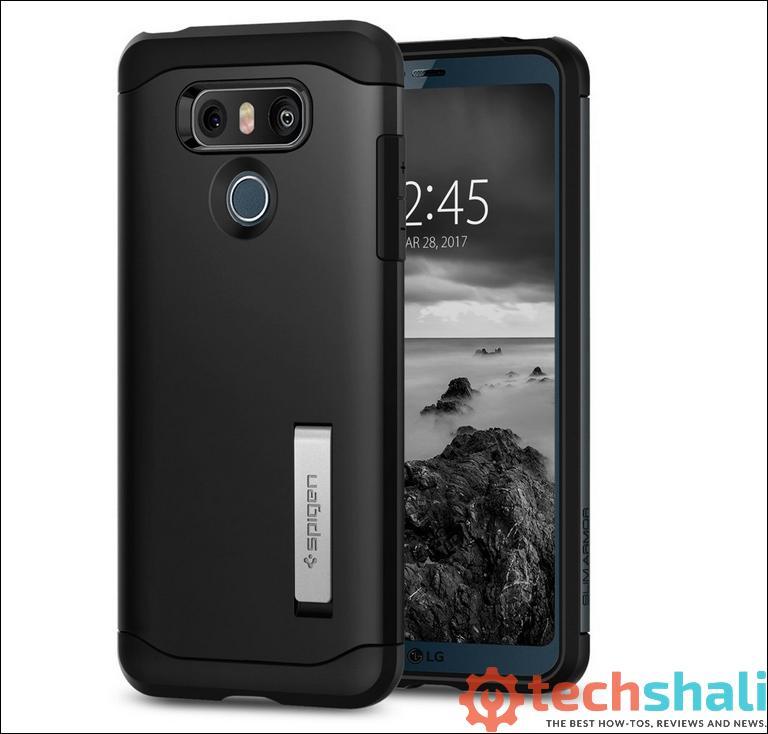 Spigen Armor LG G6 Case