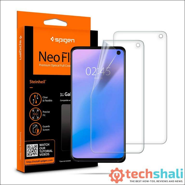 Spigen Screen Protector Samsung Galaxy S10