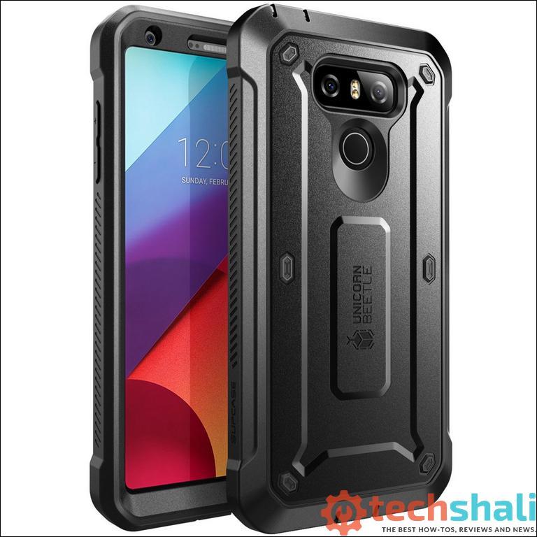 Supcase Rugged LG G6 Case