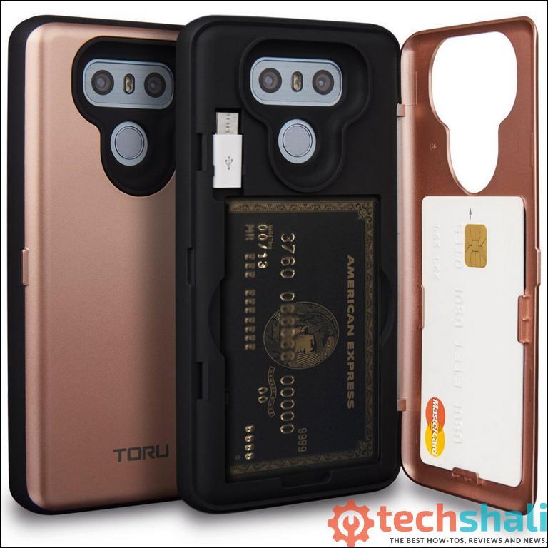 Toru Wallet Cases for LG G6