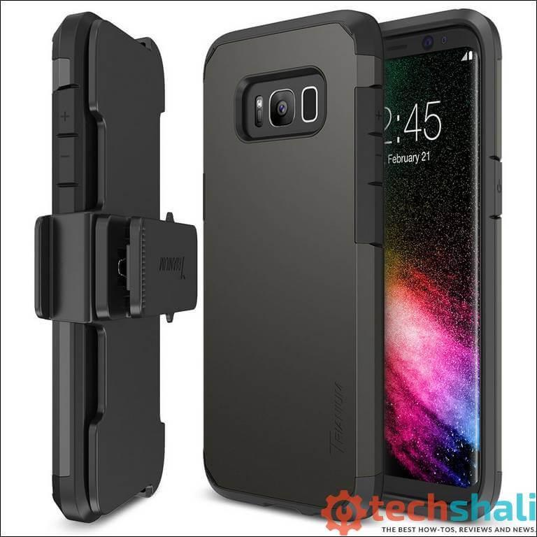 Trianium Galaxy S8 Case [Duranium Series]