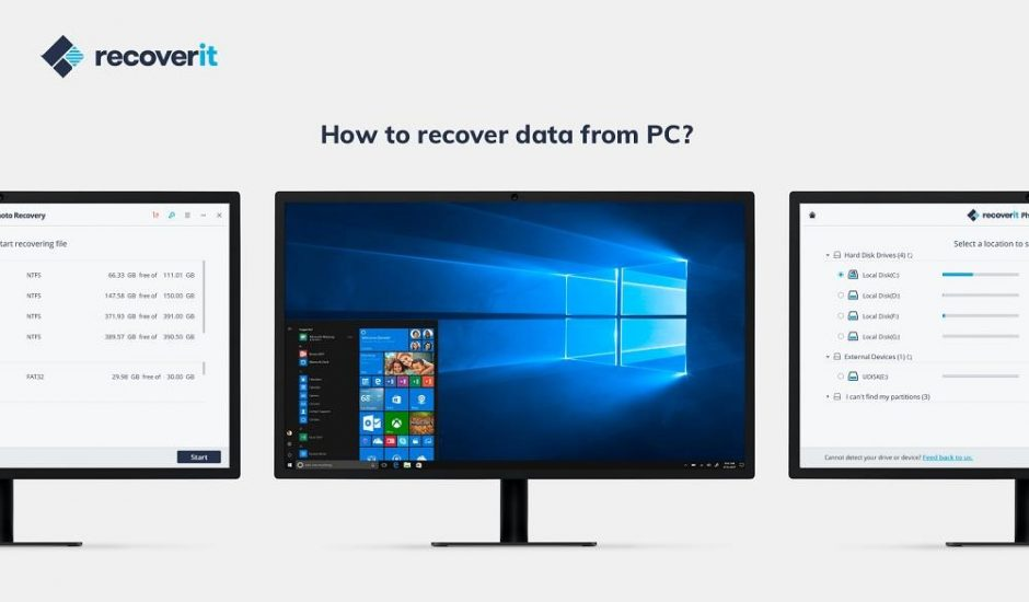 Recover Formatted Files from Hard Disk and Memory Card