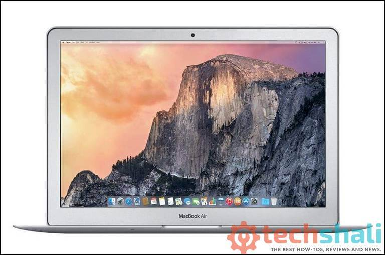Apple MacBook Air MJVE2LL/A