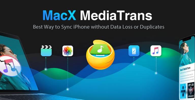 MacX MediaTrans Best iTunes Alternative