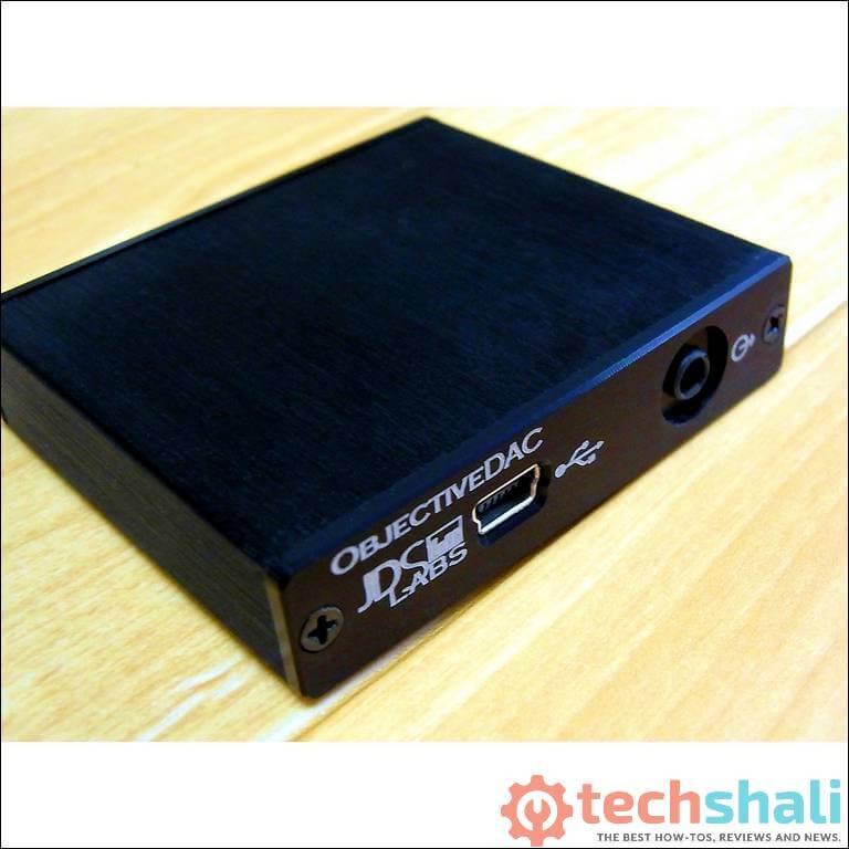 JDSLABS ODAC/USB Digital Analog Converter