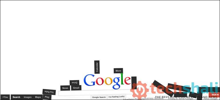 Google Gravity, Anit-Gravity, and More Google Search Tricks