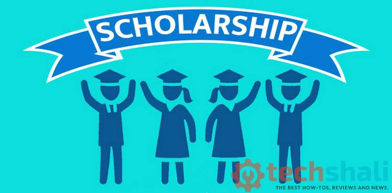 Scholarship For Students by Techshali.com