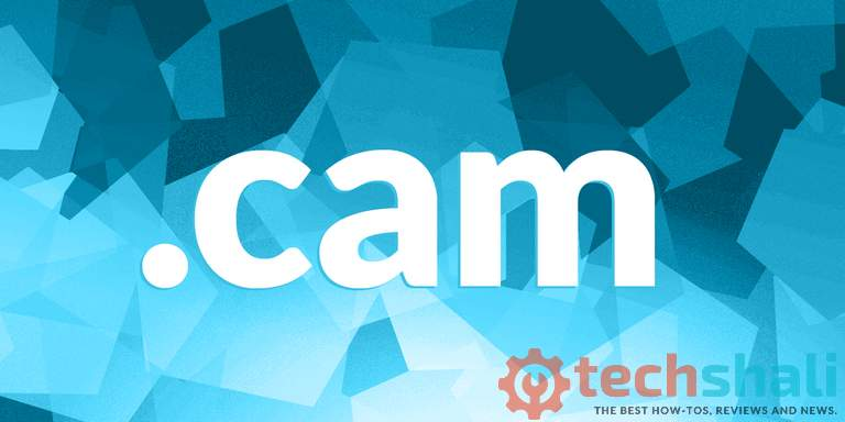 Photo of Get the New .cam TLD at Domain.cam