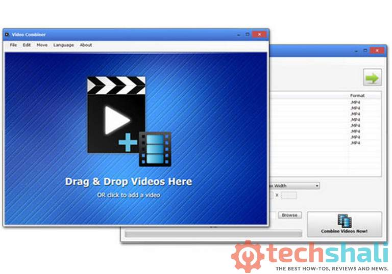 Video Combiner Joins Video Clips Easily without Losing Quality