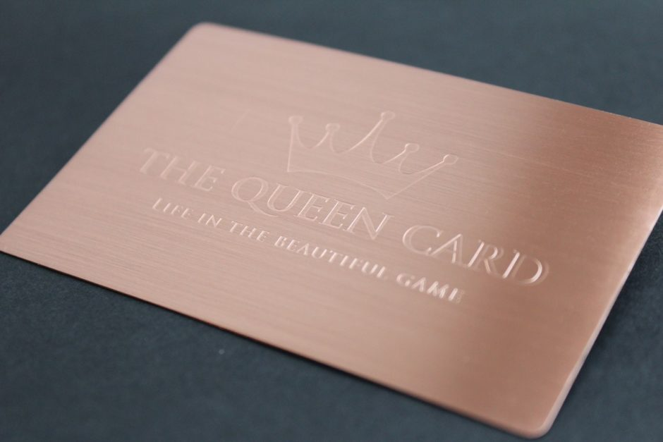Top Advantages of Copper Business Cards